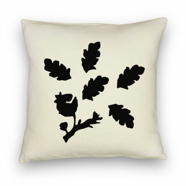 pacman's garden on oyster pillow