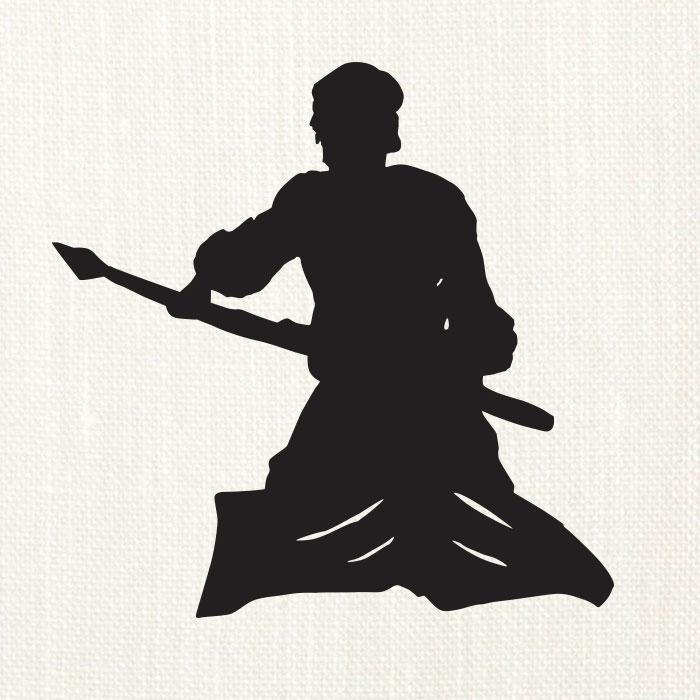 the Harpooner silhouette